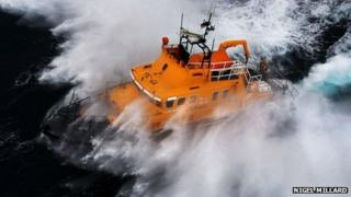 Penlee all-weather lifeboat