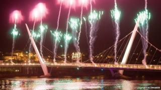 Derry held the title of the UK's first City of Culture in 2013
