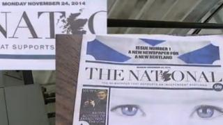 First copy of The National