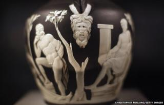 A piece of the Wedgwood collection