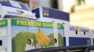 Banana boxes