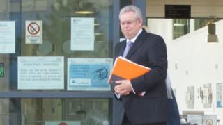 Lee Weavers at Ipswich Crown Court