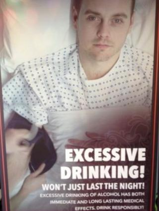Police drink drive campaign