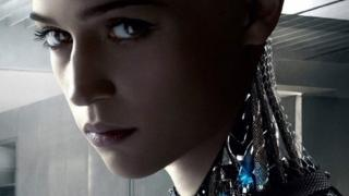 Poster from Ex Machina movie