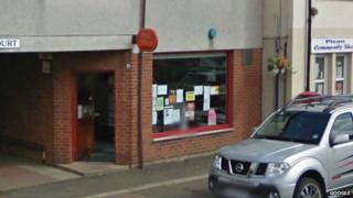 Plean Post Office