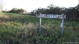 Durrants Lane, Berkhamsted