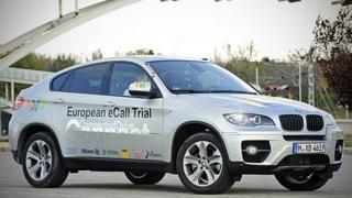 eCall car