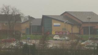 Royal Blackburn Hospital's mental health unit