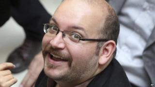 Jason Rezaian (2013 file image)