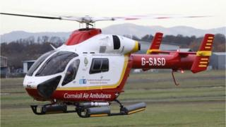 New Cornwall Air Ambulance