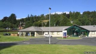 Hawick hospital