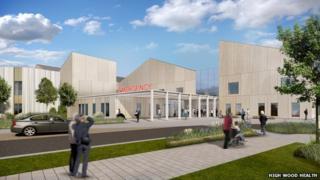New Dumfries Hospital