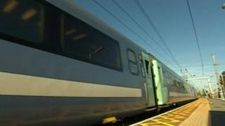 Abelio Greater Anglia train