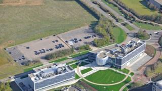 Stevenage Bioscience campus