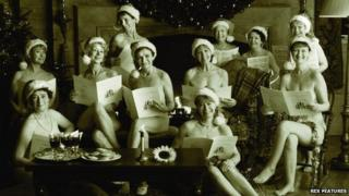Calendar Girls film