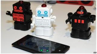 Robots at CES