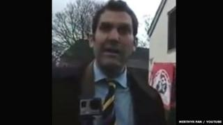 John Rees-Evans in the You Tube video