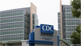 Centers for Disease Control and Prevention campus in Atlanta, Georgia