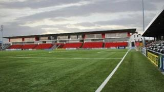 Image of new grandstand planned for Seaview