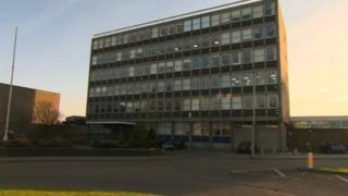 Greyfriars Police Station in Bedford
