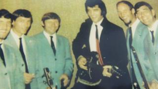 The Witnesses meeting Elvis Presley