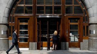 Goldman Sachs London office