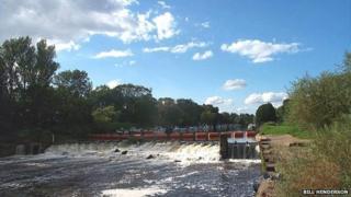 Naburn Locks