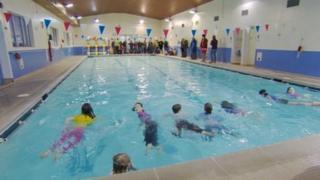 Wem swimming pool