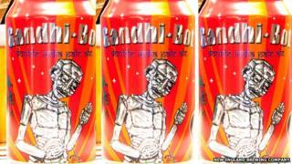 Gandhi Bot beer