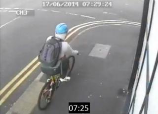 Wai Hong Tsang caught in CCTV