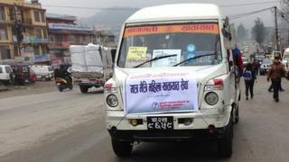 Four women-only minibuses are currently operational