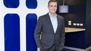 iiNet's chief technology officer Mark Dioguardi