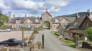 Mains of Taymouth