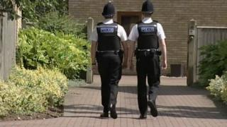 Police in Essex
