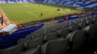 Birmingham City Football ground