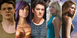 Jack O'Connell, Gugu Mbatha-Raw, Miles Teller, Margot Robbie and Shailene Woodley