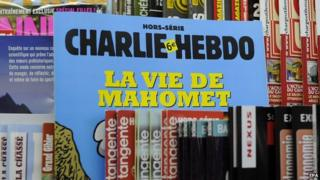 Charlie Hebdo cover, 2 Jan 13
