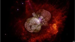 Superstar Eta Carinae