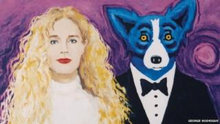 Wendy and Me by George Rodrigue