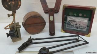 A selection of Dambusters items