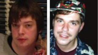 Dan Nicholls (left) and Freddie Reynolds (right)