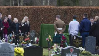 Funeral rammy