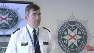 Deputy Chief Constable Drew Harris