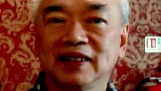 Nelson Cheung, who owned a Chinese restaurant in Randalstown
