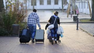 Germany immigration, asylum seekers