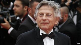 Roman Polanski at the Cannes Film Festival in 2014