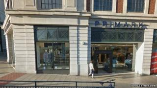 Primark on The Headrow