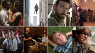 Best film nominees