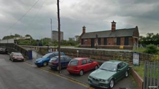Avonmouth Station