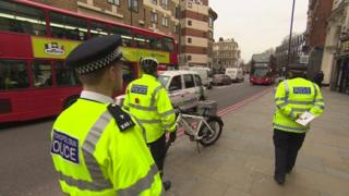 Met Police's Roads and Transport Policing Command